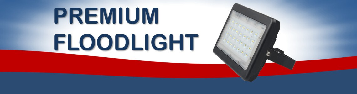 Premium Range Floodlight